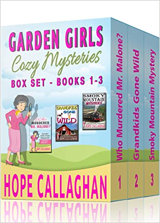 Garden Girls Cozy Mysteries: Box Set - Books 1-3