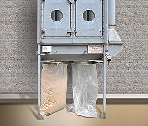 Holzspänesäcke transparent 800 x 1400 x 0,10 mm VE 100 Stück  BaumarktKritiken und weitere Informationen