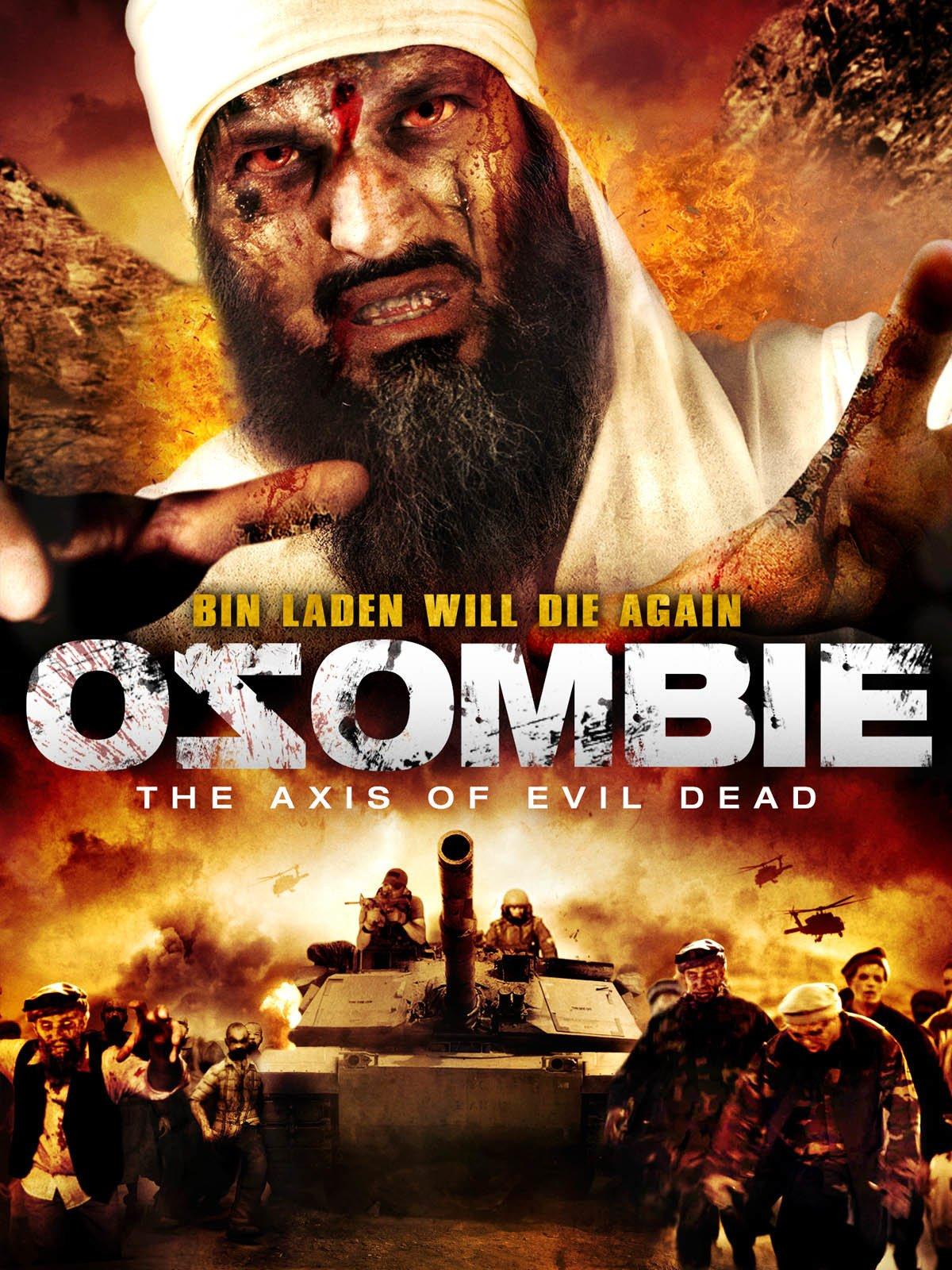 Osombie on Amazon Prime Instant Video UK