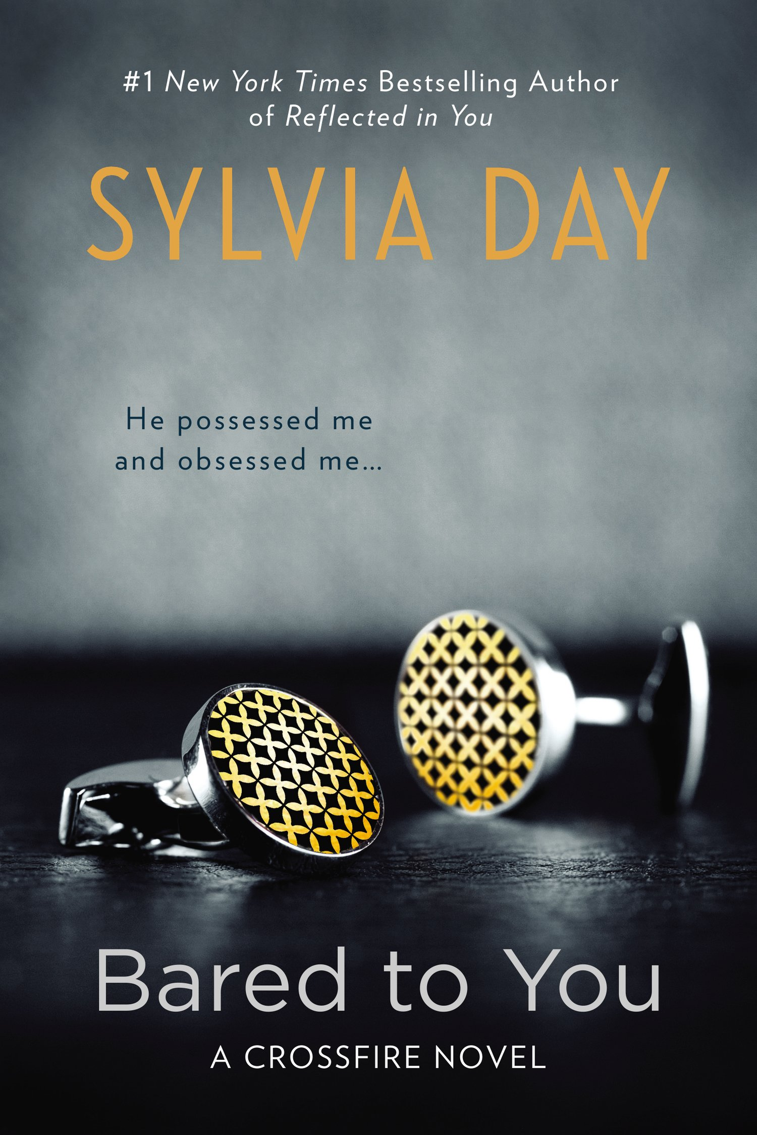 Sylvia Day book cover