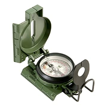 Cammenda lensatic compass
