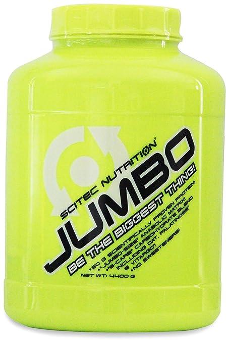 Scitec Nutrition Jumbo, Erdbeer, 4400 g, 25143