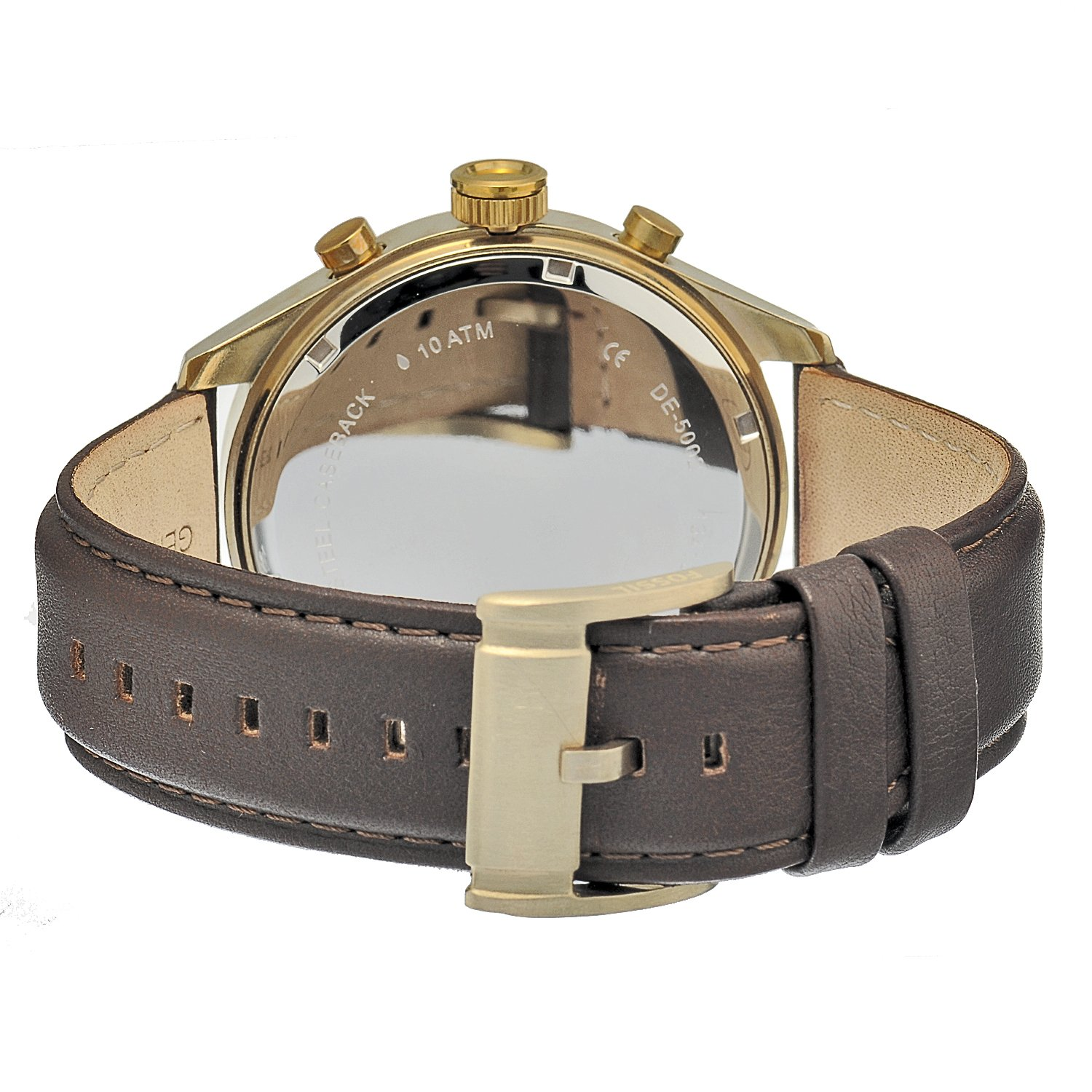 Fossil Leather Watch Ladies Fossil Dress Leather Watch