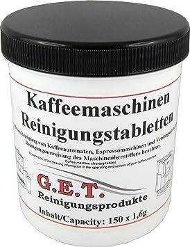 geeignet für AEG Cafamosa Reinigungstabletten 25 Stk passend
