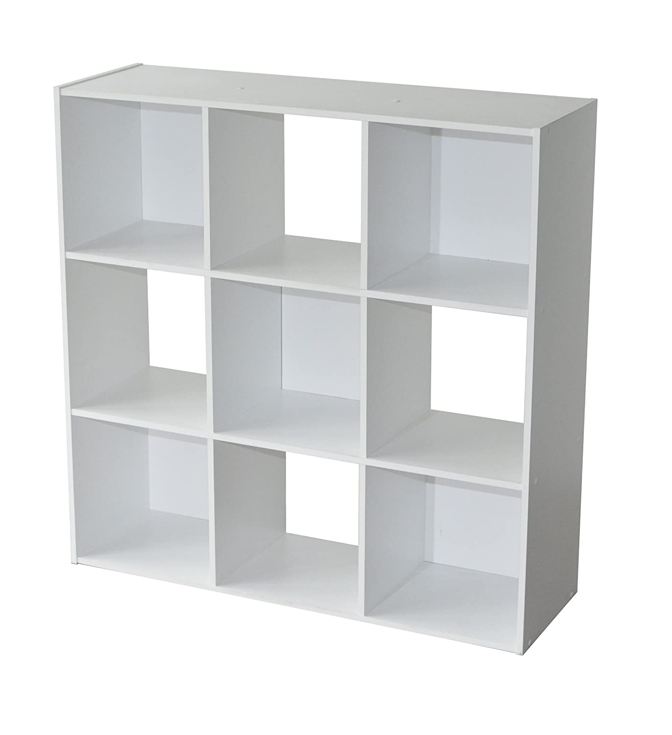Cube storage shelf display shelving unit bookcase cabinet for Meuble 12 cases