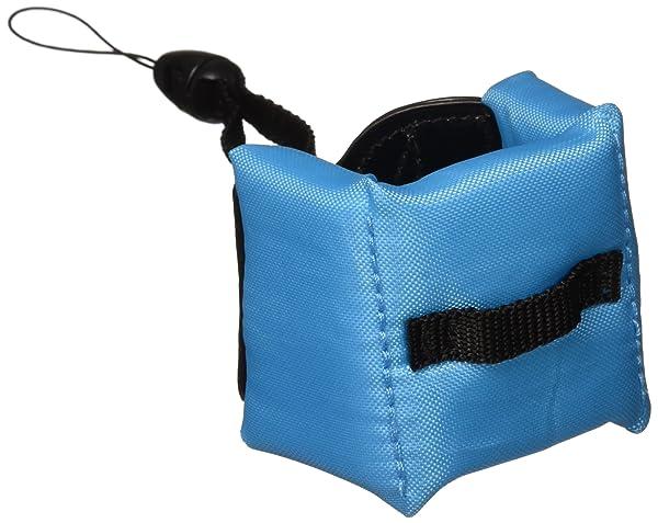 CowboyStudio Blue Foam Floating Camera Wrist Strap for UnderWater/WaterProof Cameras - Blue (Color: Blue)