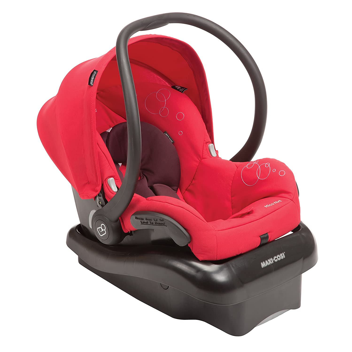 Maxi Cosi MICO NXT Infant Car Seat  (Intense Red)