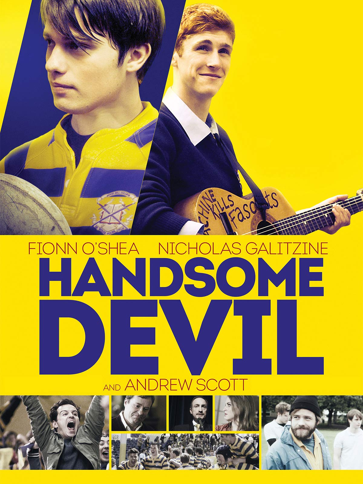 Handsome Devil on Amazon Prime Video UK