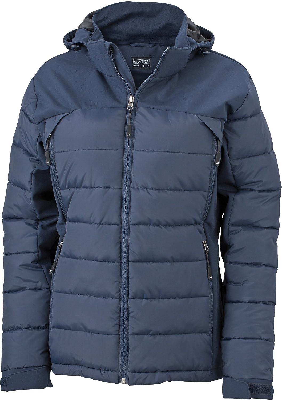 Ladies' Outdoor Hybridjacket – Damen Thermojacke S,Navy bestellen