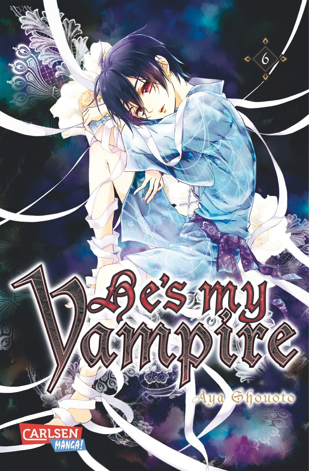 He's My Vampire, Band 6
