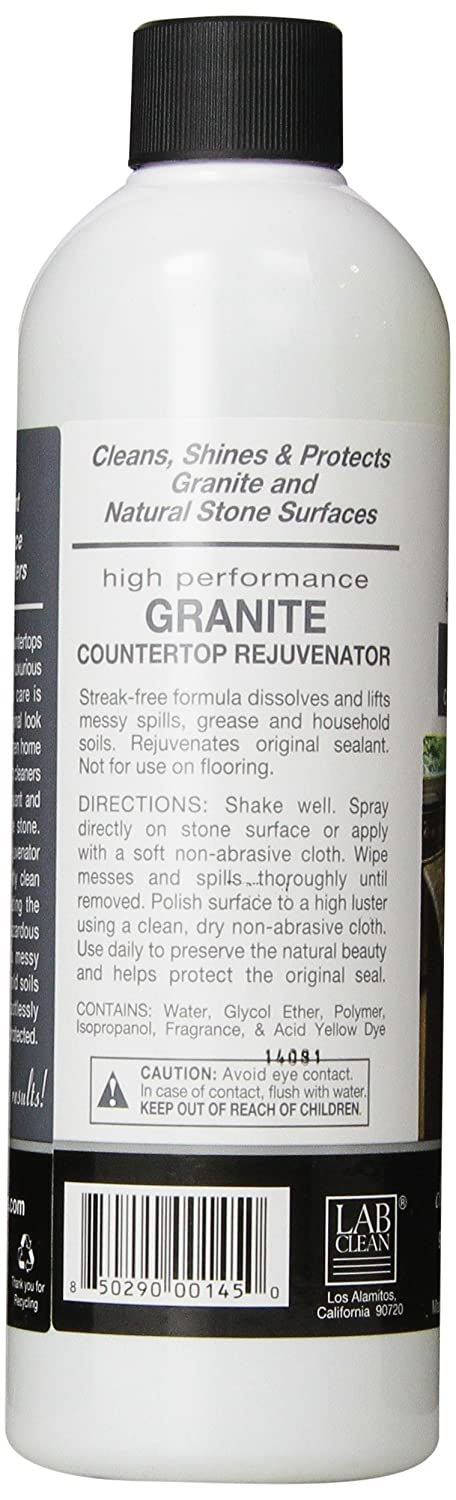 Amazon.com: Bayes Premium Granite Countertop Rejuvenator, 16-Ounce ...