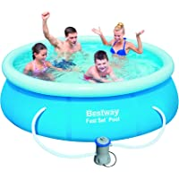 Bestway BW57268 8 ft Fast Set Pool Set