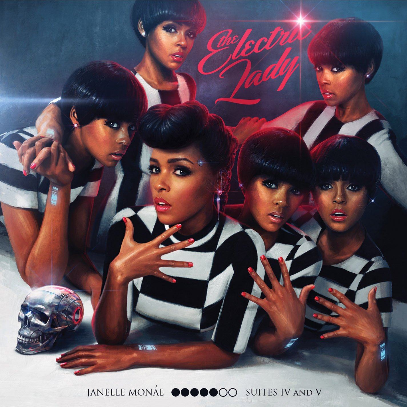 Janelle Monae - 'The Electric Lady'