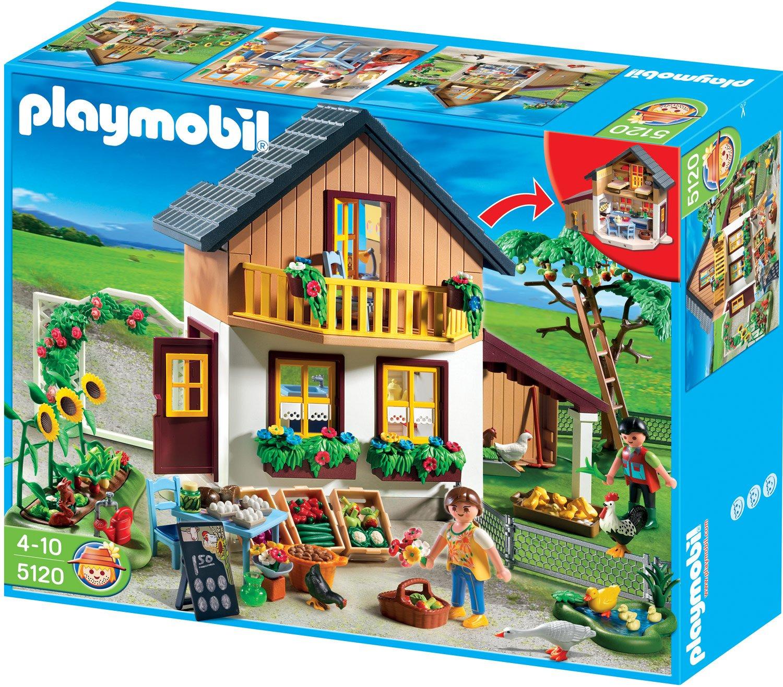PLAYMOBIL® Bauernhaus mit Hofladen (5120)