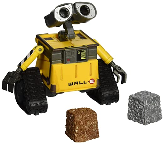 Disney Wall.E Cube 'N Stack Wall E Deluxe Figurine