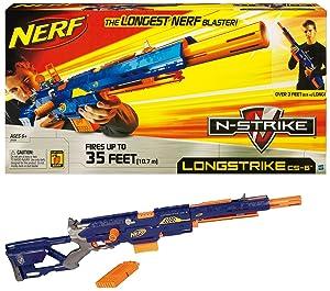 Nerf Longstrike