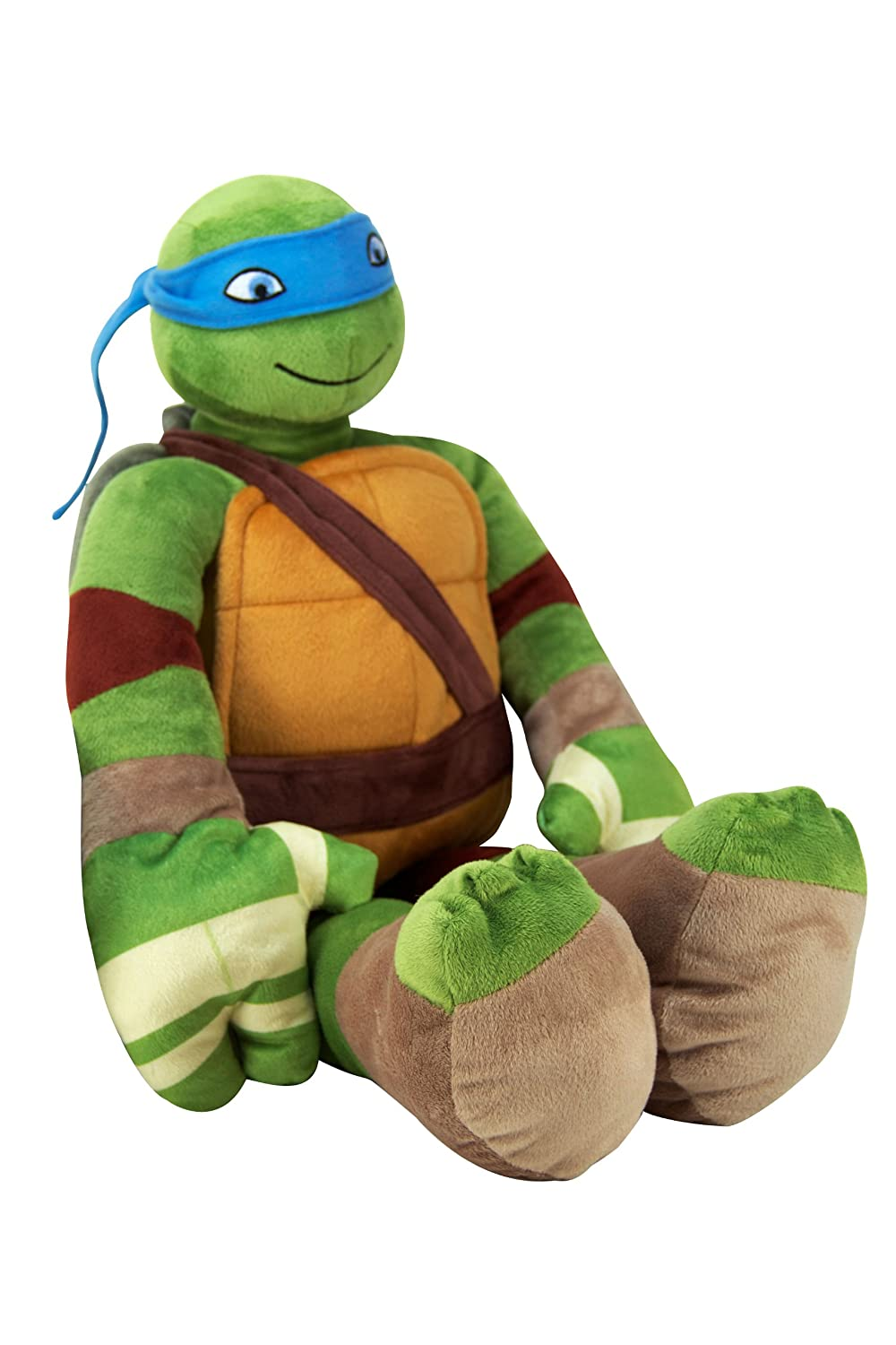 Teenage Mutant Ninja Turtles Pillowtime Pal Pillow, Leonardo