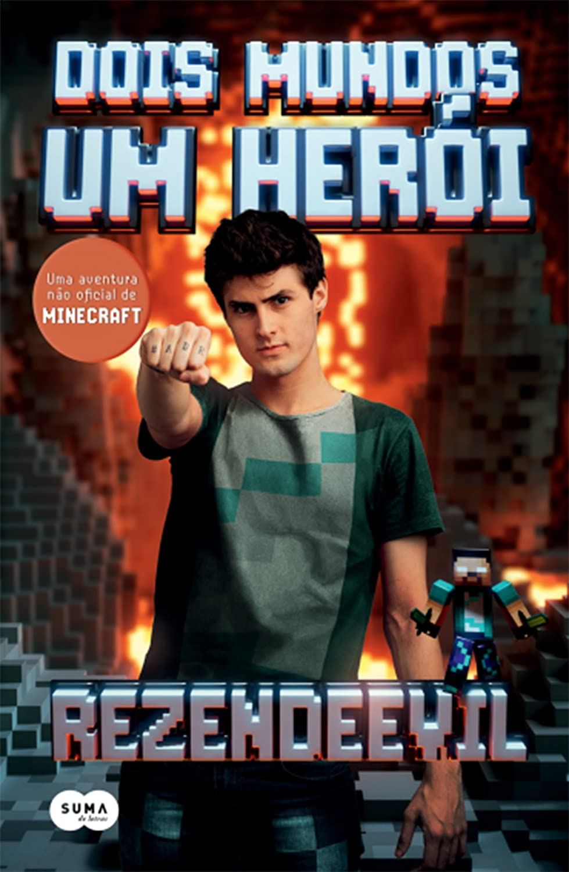 Resenha - Dois Mundos, Um Herói: Uma aventura não oficial de Minecraft