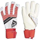 adidas Predator Pro Goalkeeper Glove (10) (Color: Real Coral / Black / White, Tamaño: 10)