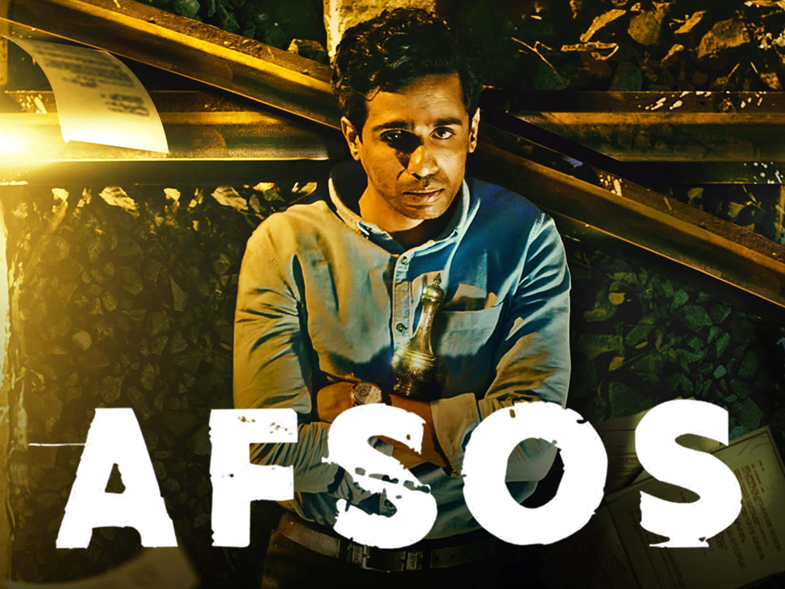 Afsos on Amazon Prime Video UK