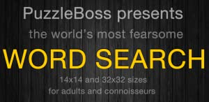 PuzzleBoss Word Search Free from PuzzleBoss