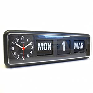 Desktop Clock with Automatic Calendar G236BL       Customer review and more news