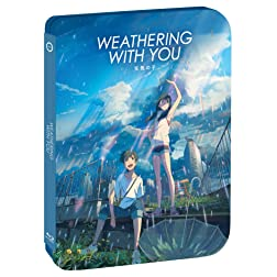 Weathering With You (Limited Edition Steelbook) [Blu-ray]