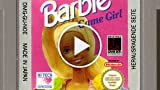 CGR Undertow - BARBIE GAME GIRL Review for Game Boy