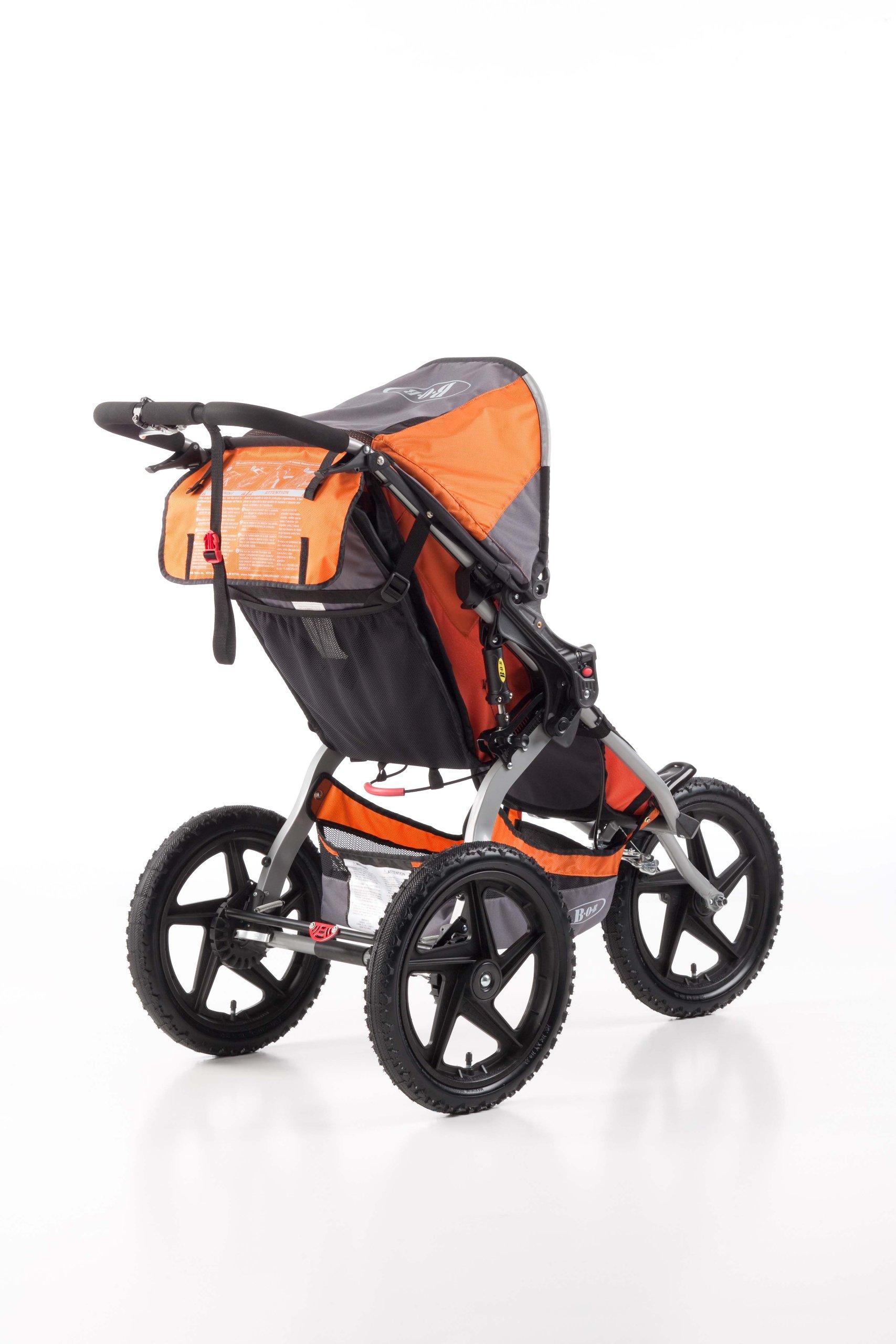 single jogger stroller