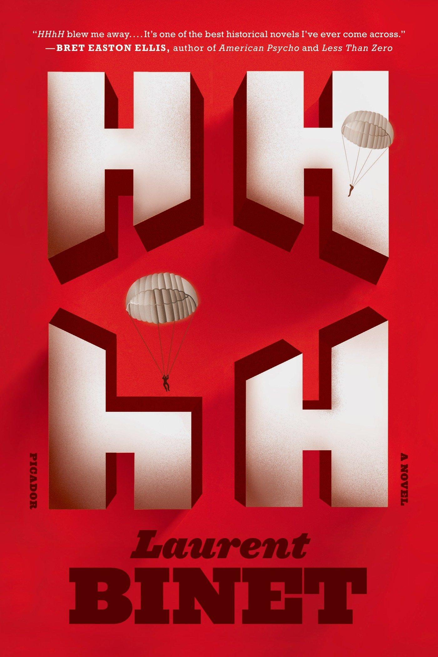 HHhH ISBN-13 9781250033345