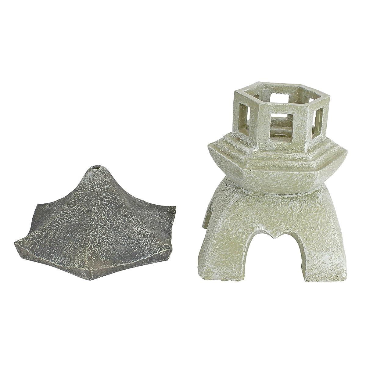 Design Toscano Pagoda Lantern Statue Size: Medium