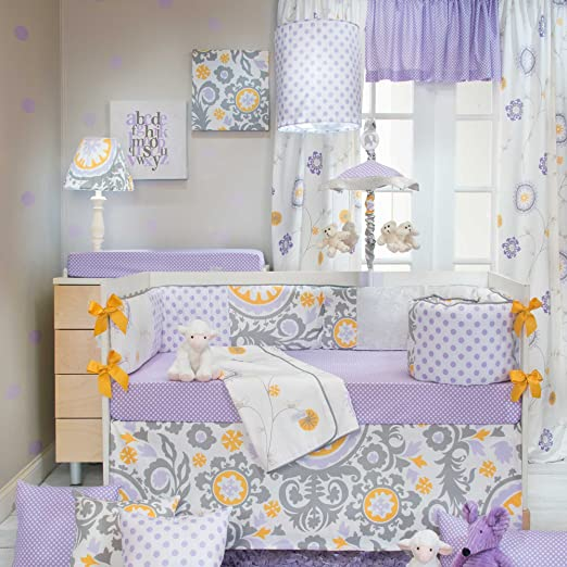 Sweet Potatoes Fiona Baby Bedding