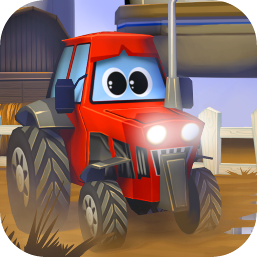 Little Tractor In Action Free: Best 3D Free Driver Game For Kids