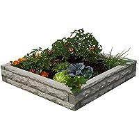 Good Ideas GW-RBG-SAN Garden Wizard Raised Bed (Sandstone)