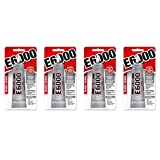 E6000 237039 Multipurpose Adhesive, Black, 2 oz (F?ur Pa?k) (Tamaño: F?ur Pa?k)
