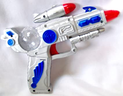 Make Ray Gun Light Sound Ray Gun Toy