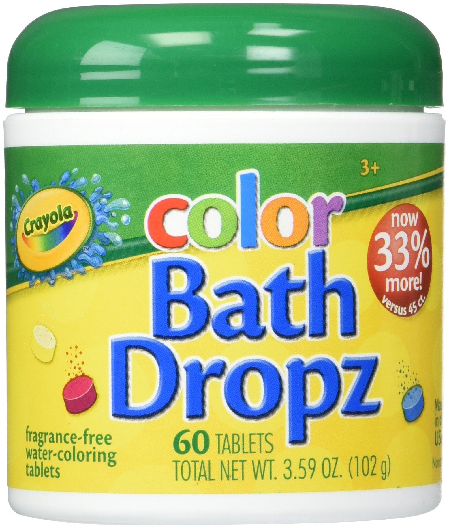 Color Bath Dropz