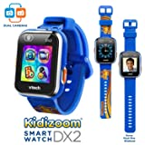 VTech Kidizoom Smartwatch DX2 - Special Edition - Skateboard Swoosh with Bonus Royal Blue Wristband (Color: Blue)