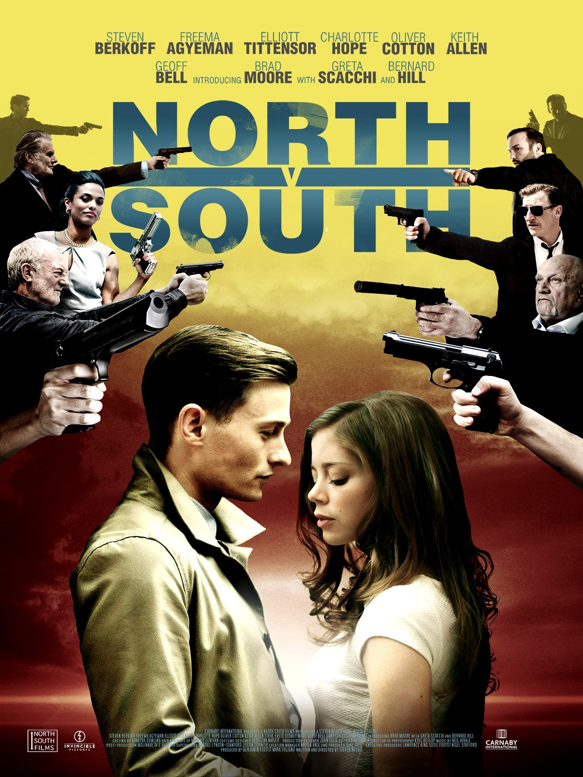 North v South on Amazon Prime Video UK