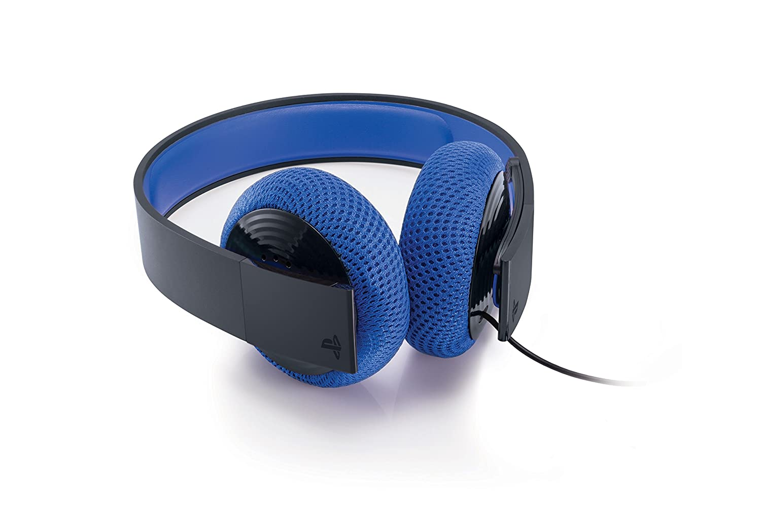 playstation silver wired stereo headset vs gold wireless stereo other gaming headset features