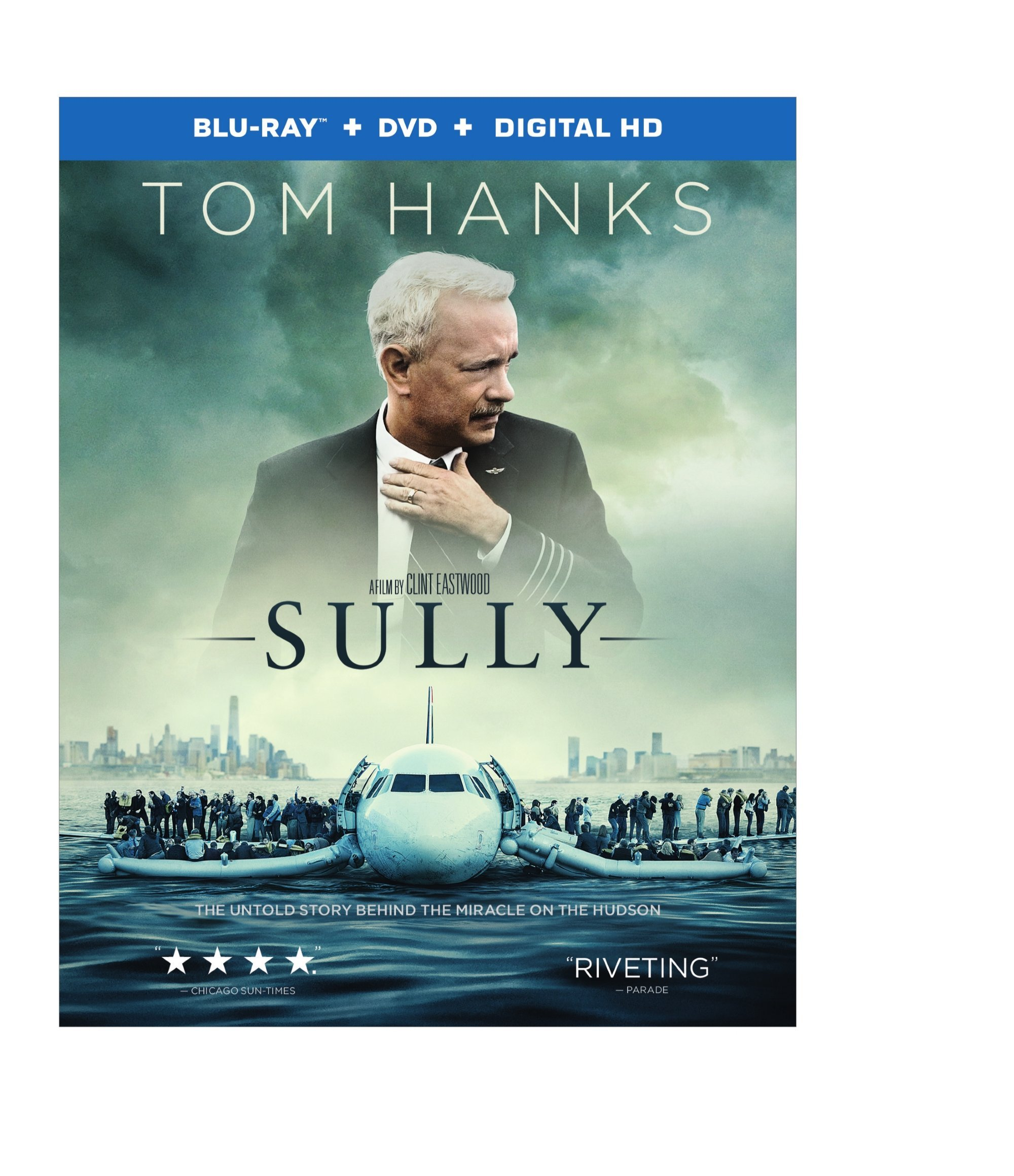 Buy Sully Blu Ray Now!
