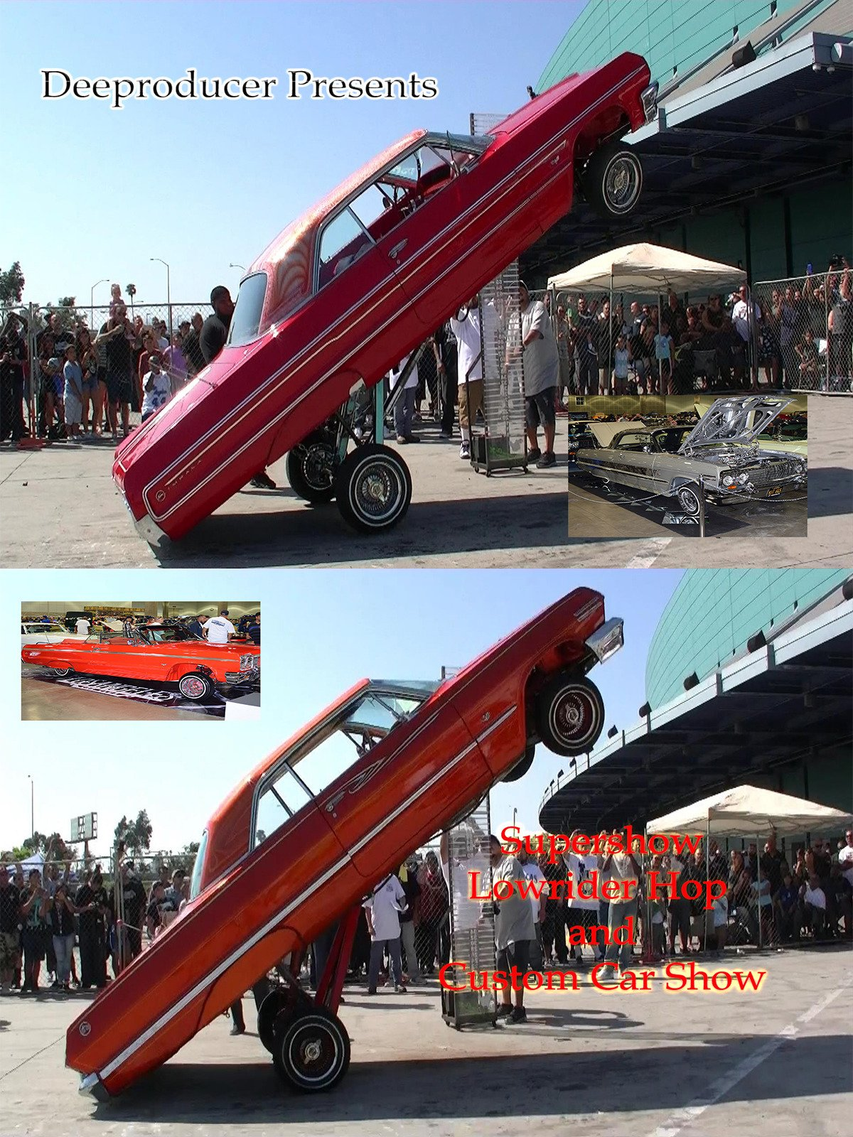 Deeproducer Presents Supershow Lowrider Hop and Car Show