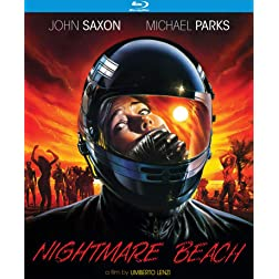 Nightmare Beach [Blu-ray]