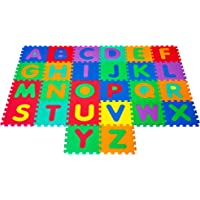 Trademark Global Alphabet Puzzles Mat