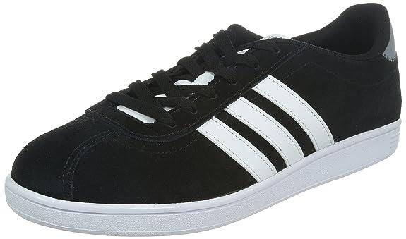 Adidas Neo Femme Blanche Et Noir