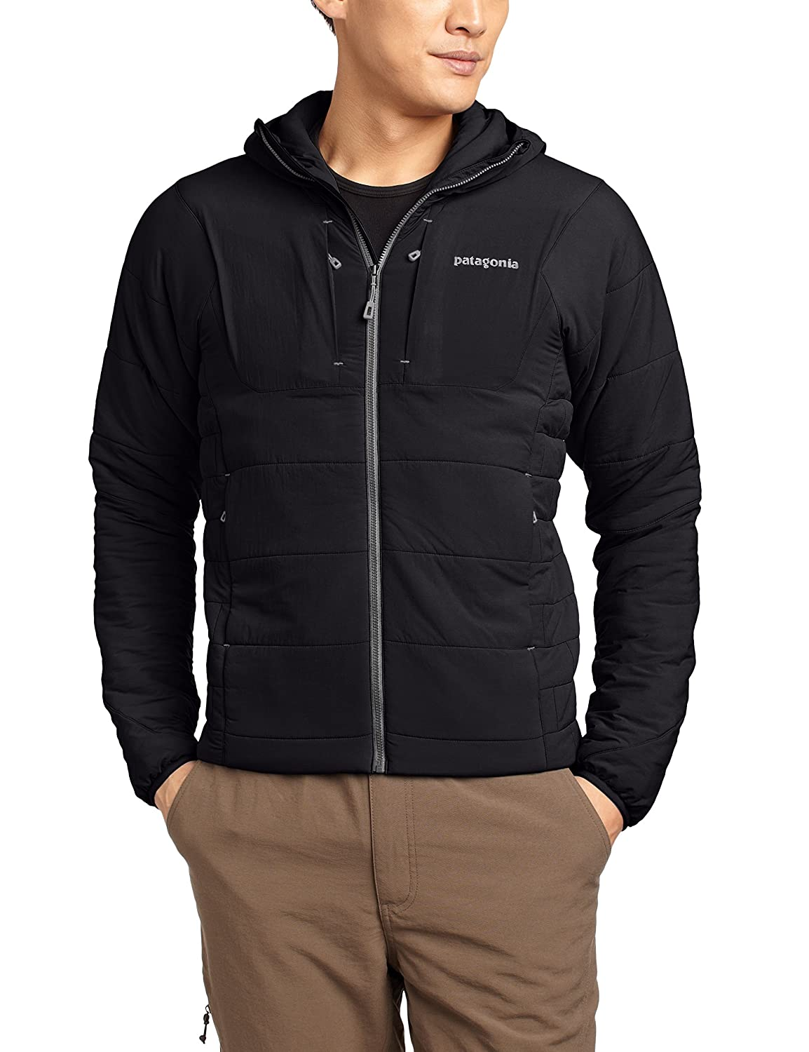 Patagonia Nano-Air Hooded Jacket – Black günstig online kaufen