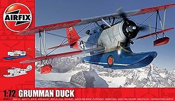 Airfix - A03031 - Maquette - Grumman J2F-6 Duck