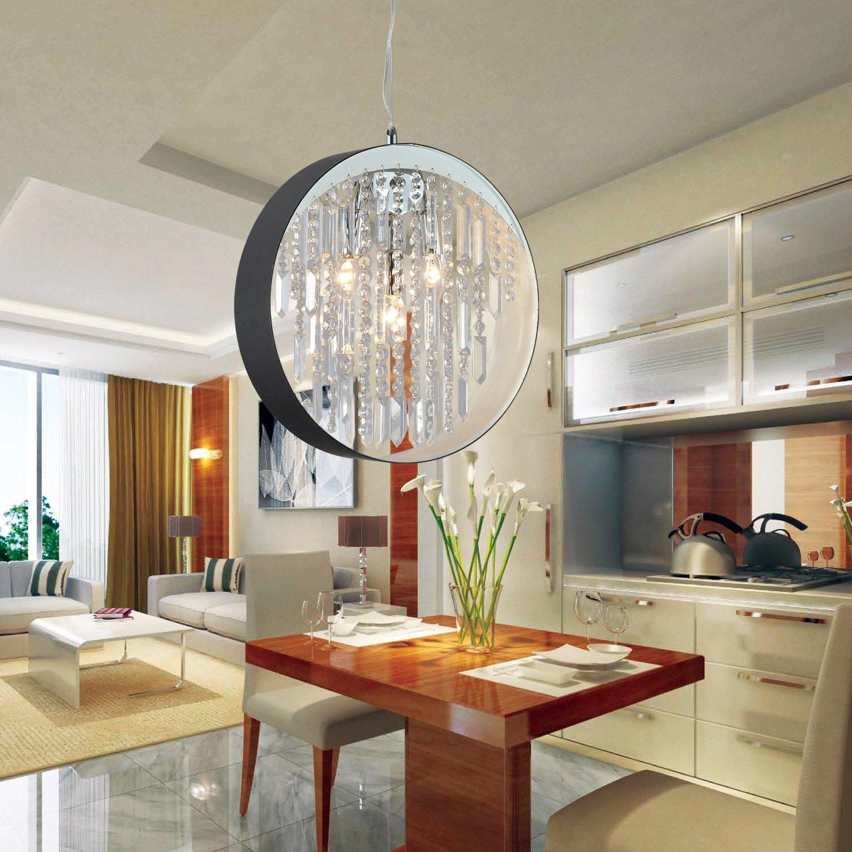 OOFAY LIGHT® Elegant einfache Europäische hochwertigem Kristalllampe Wohnzimmer ein Schlafzimmer Kristall-Kronleuchter Kristall-Kronleuchter Kristall-Kronleuchter Restaurant