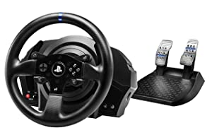 Thrustmaster VG T300RS Officially Licensed PS4/PS3 Force Feedback Racing Wheel