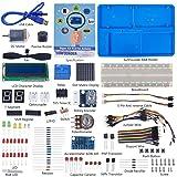 SunFounder Project Super Starter Kit V3.0 with Tutorial Book for Arduino UNO R3 Mega 2560 (Color: Arduino Starter Kit)